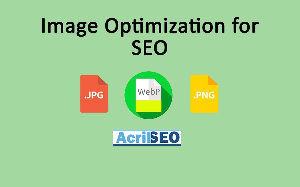 Image Optimization -AcrilSEO